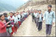 ASIA : La escuela azul de Dolpo