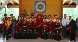 30 Aniversario de Tsegyalgar East