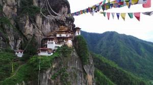 Peregrinación a Bután con  Chögyal Namkhai Norbu
