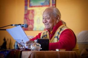 Retiro con Chögyal Namkhai Norbu en Baja California Sur, Méjico