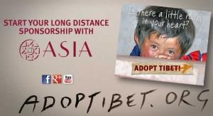 Adopta a Tibet