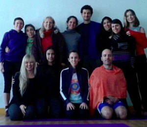 Yantra Yoga para Principiantes con Leticia Recepter en Argentina