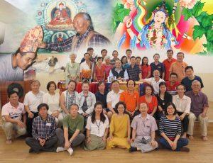 Retiro de Mandarava Sogtig con Khenpo Yeshe Wangpo
