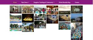 Nuevo sitio web de la Danza del Vajra