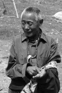 Un viaje entre los nómades tibetanos