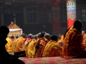 Viaje a la tierra sagrada de Larung Gar en Kham (Tíbet)