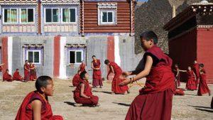 Preservando el legado espiritual tibetano de Galingteng
