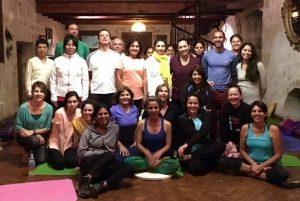 Yantra Yoga en Perú