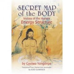 Mapa secreto del cuerpo