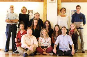 Supervisión de la Danza del Vajra que beneficia a los seres,  en Merigar Oeste