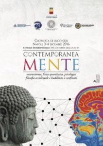 'Contemporánea/mente' : Conferencia en Nápoles.