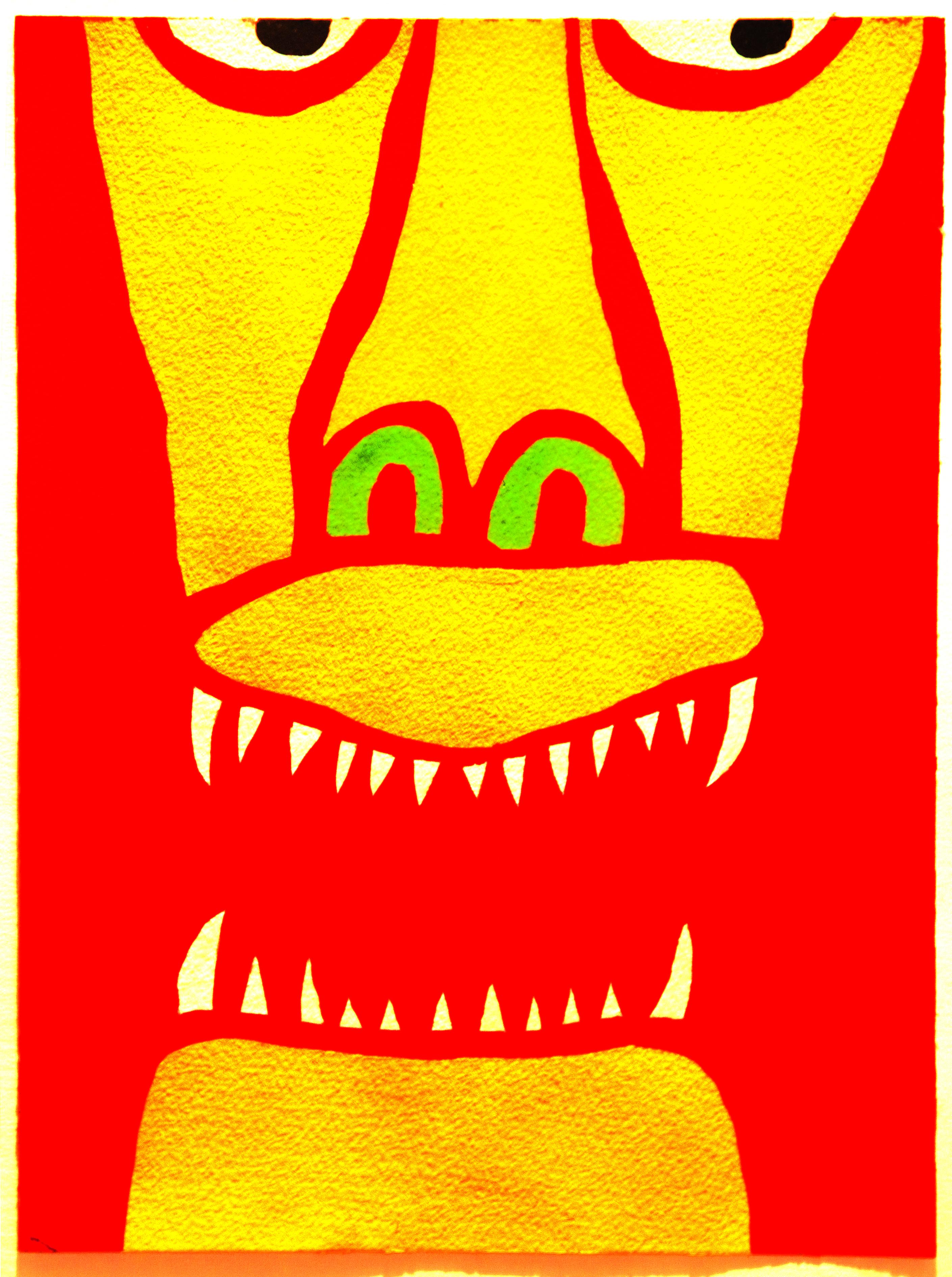 León por Mariano Gil