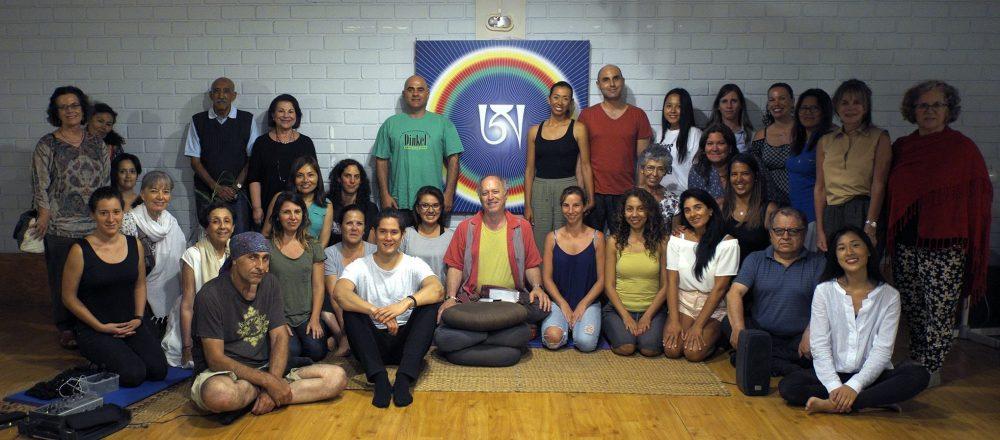 Retiro sobre Las emociones y la aplicación de la presencia con Steven Landsberg,en Lima, Perú desde el 6 al 9 de febrero de 2017.