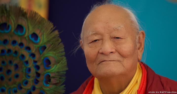 Namgyalgar, Tercer Nivel de Entrenamiento, 31 de Marzo del 2000.