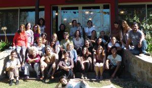 Retiro de Armonía en Tashigar Sur, Argentina