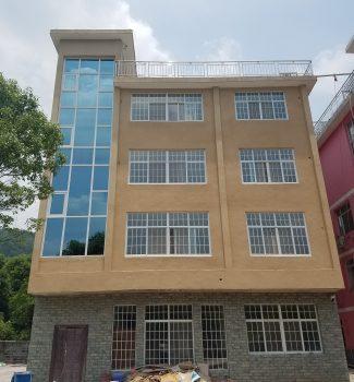 Actualización de la Residencia de Rinpoche en Samtengar