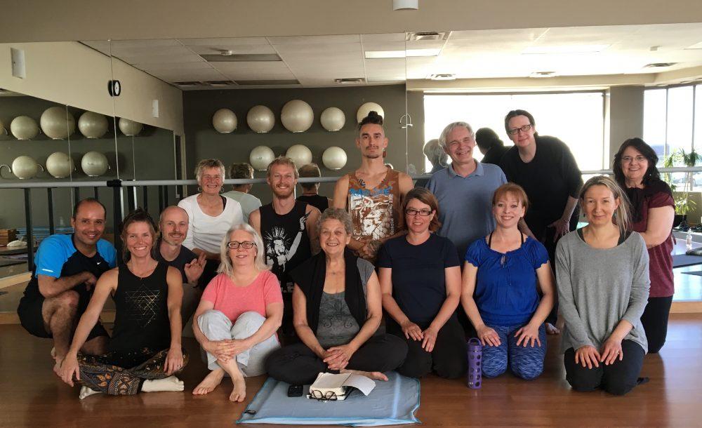 Introducción al Yantra Yoga y refrescante curso del 20-21 de mayo , 2017 con Naomi Zeitz en Albuquerque, Nueva Méjico.