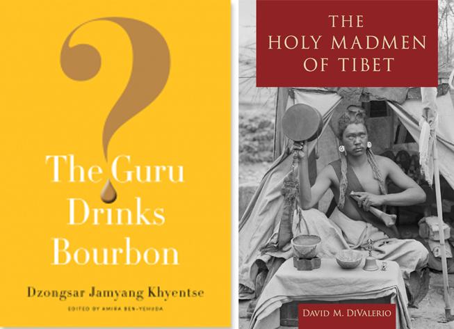 Los Santos Hombres Locos– Una reseña sobre dos libros