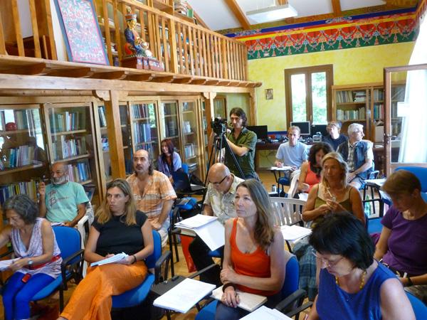 Entrenamiento para Traductores de Tibetano