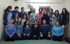 Yantra Yoga abierto en la Patagonia Chilena