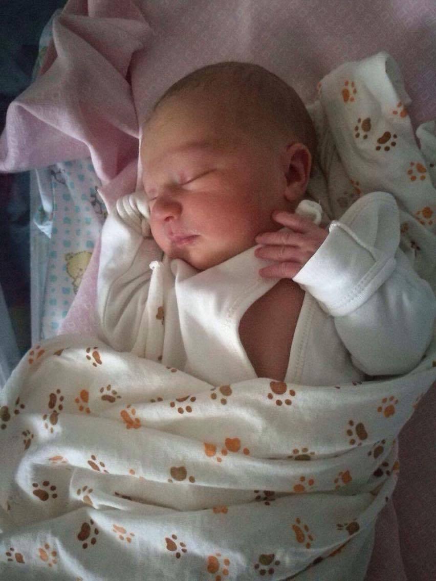 Lucia Chiara Ratti Pistoi hija de Liliya Letti y Sebastiano Ratti Pistoi , nació el 17 de Julio de 2017 , en Poggibonsi, Italia.