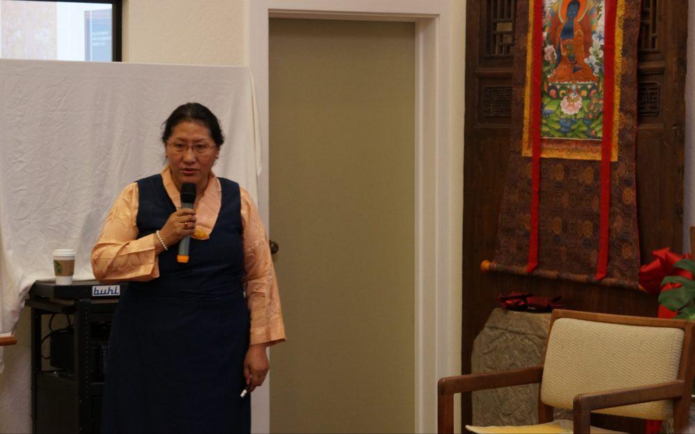 Dr Phuntsog Wangmo