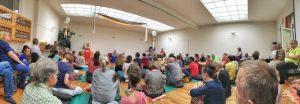 Retiro del Sangha en Viena 2017