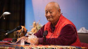 Enseñanza de Ati Yoga y Retiro de Práctica con Chögyal Namkhai Norbu