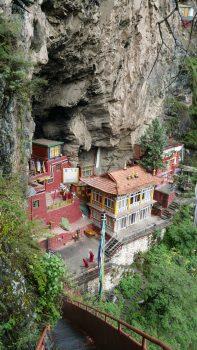 La cueva de Vairochana