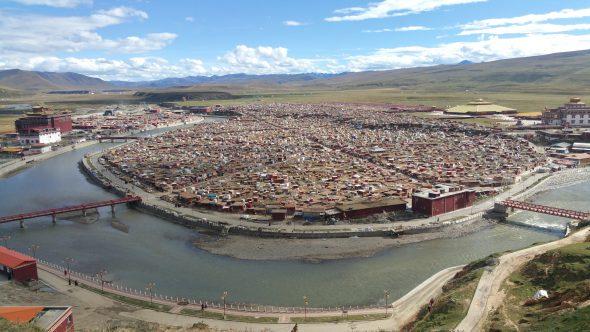 Asentamiento de Yarchen Gar