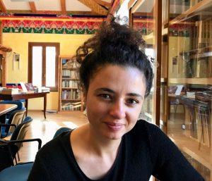Margherita Pansa, la bibliotecaria