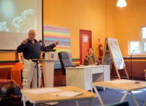 Conferencia sobre la Colaboración Conciente en Kunsangar Norte