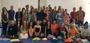 Yoga del Sueño en Dzamling Gar