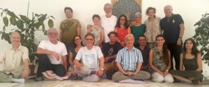 Respiración, Movimiento, Presencia en Bolonia, Italia