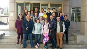 Escuela Rusa de Medicina Tibetana de SSI Internada en Tibet