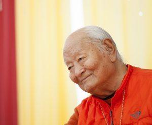 Actualización sobre la Salud de Chögyal Namkhai Norbu