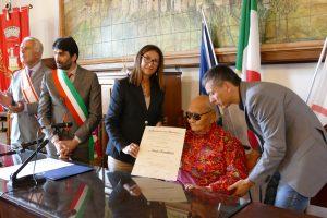Se confirió al Maestro Namkhai Norbu el honor de ´Commendatore´