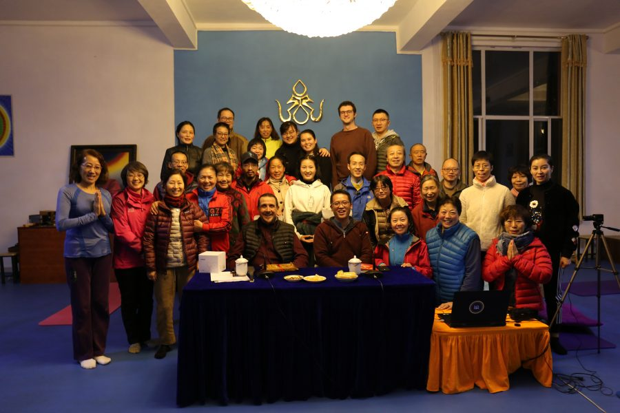 Cursos recientes en Samtengar, Yichun, China