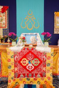 La continuación de la Enseñanza Dzogchen