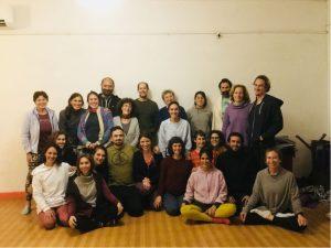 Yantra Yoga en Buenos Aires, Argentina