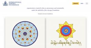 Nuevo sitio web de la Fundación  Atiyoga