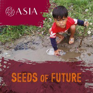 Semillas del Futuro para  los Refugiados de Haku, Nepal