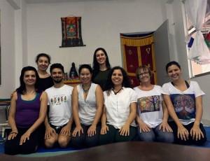 Yantra Yoga en Brasil