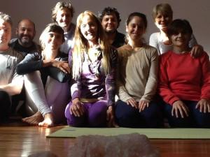 Curso Abierto de Yantra Yoga en La Plata, Argentina