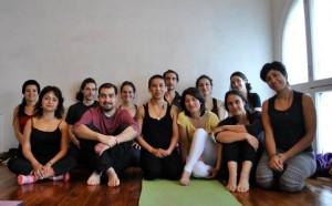 Yantra Yoga en Chile