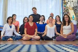 Curso para principiantes de Yantra Yoga en San Pablo, Brasil