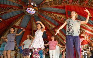 Doce nuevos tutoriales de las Gozosas Danzas Khaita