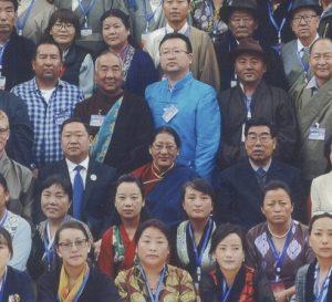 100 Aniversario de Men-Tsee- Khang en Lhasa