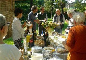 Almuerzo PRO ASIA en Preganziol, Venecia