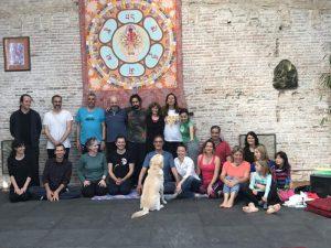 Curso Kumbhaka y Parlung  28-29 Abril en Kundusling, Barcelona